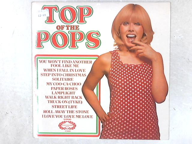 Top Of The Pops Vol. 35 LP By The Top Of The Poppers