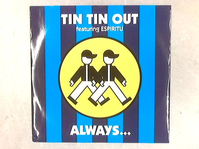 Always (Something There To Remind Me) 12in Single By Tin Tin Out