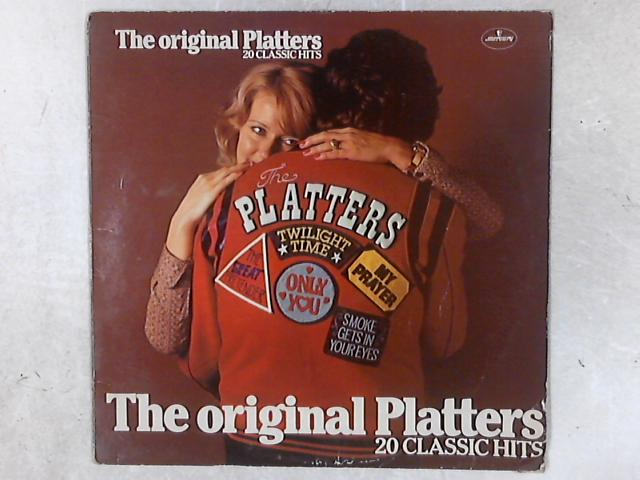 20 Classic Hits LP By The Platters
