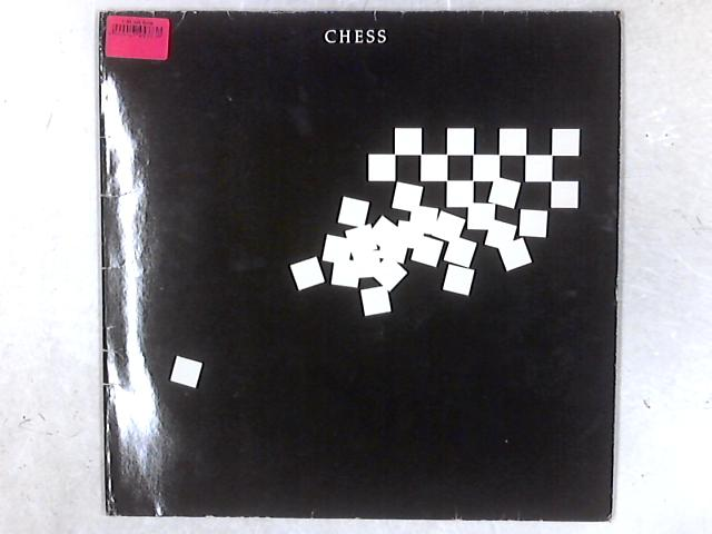 Chess OCR 2xLP By Benny Andersson