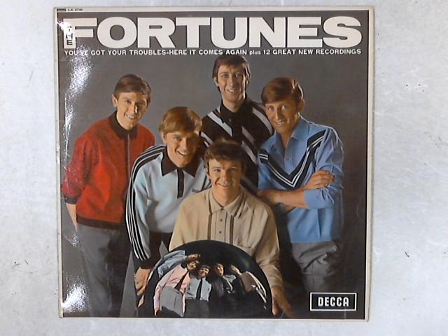 The Fortunes LP By The Fortunes