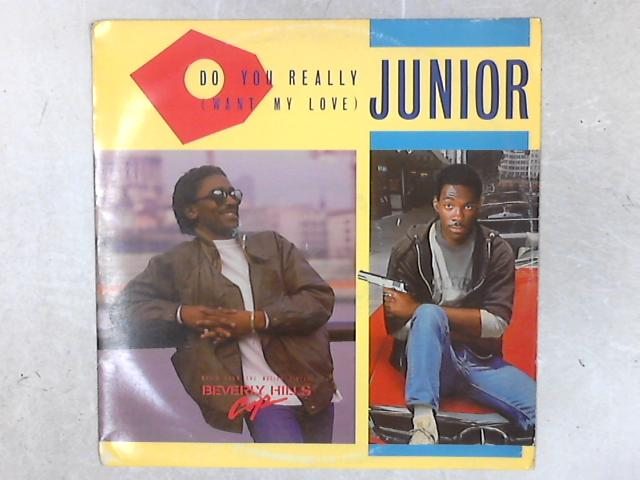 Do You Really (Want My Love) 12in Single By Junior