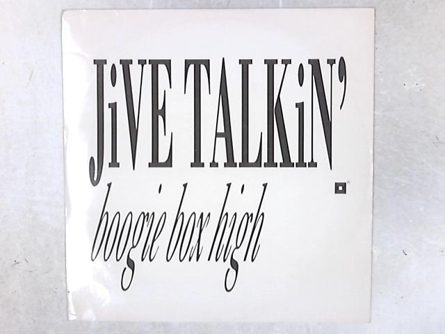 Jive Talkin' 12in Single By Boogie Box High