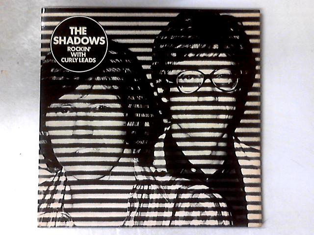 Rockin' With Curly Leads LP GATEFOLD By The Shadows