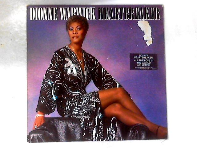 Heartbreaker LP By Dionne Warwick