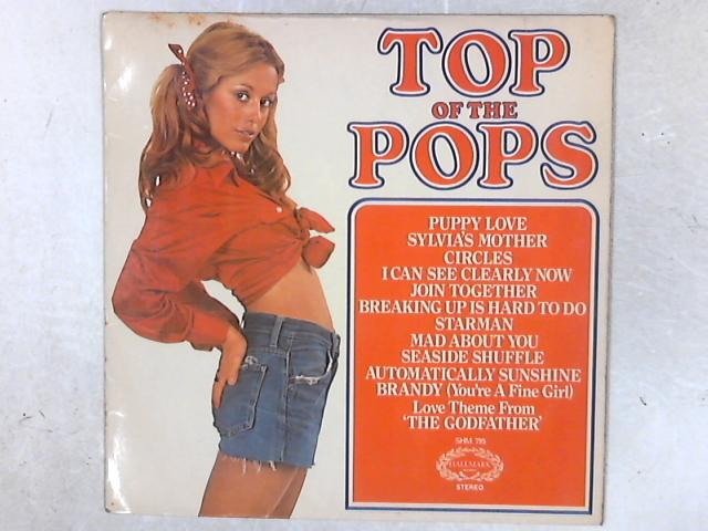 Top Of The Pops Vol. 25 LP By The Top Of The Poppers