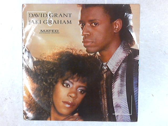 Mated 12in Single By David Grant & Jaki Graham