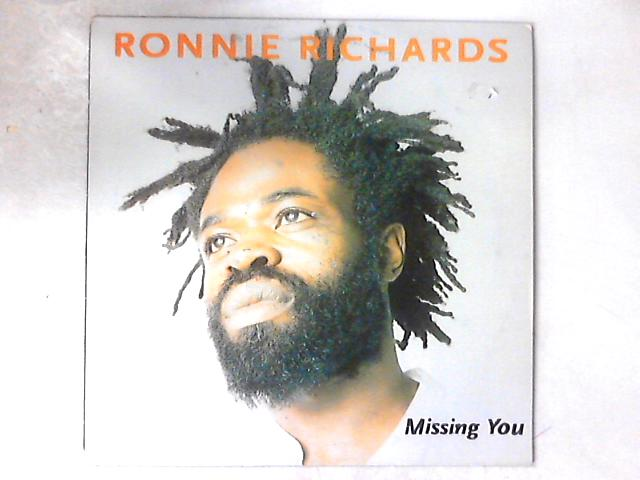 Missing You 12in By Ronnie Richards
