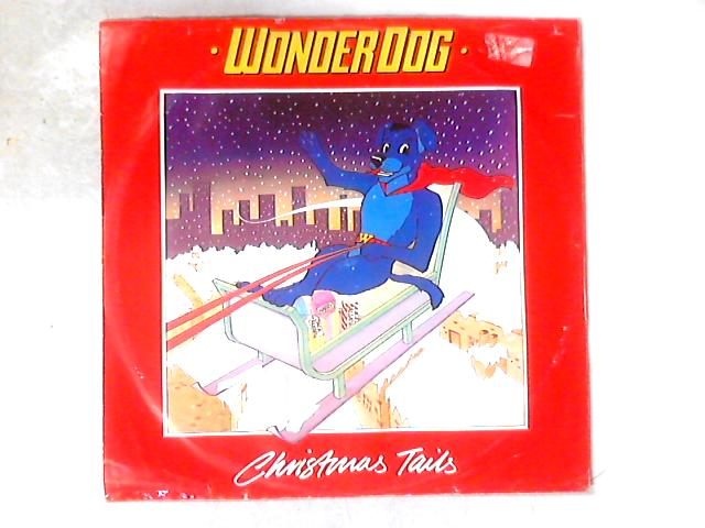 Christmas Tails 12in By Wonder Dog