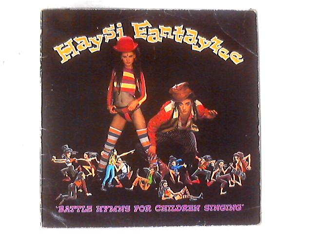 Battle Hymns For Children Singing LP By Haysi Fantayzee