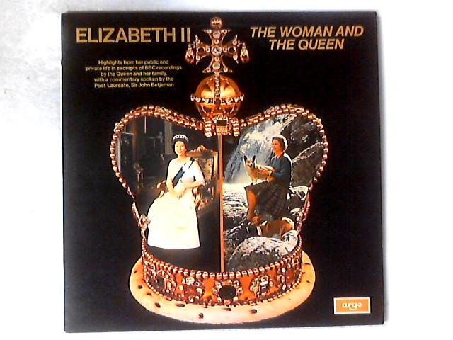 The Woman And The Queen LP GATEFOLD + BOOKLET By Queen Elizabeth II