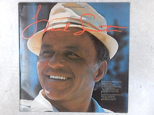Some Nice Things I've Missed LP By Frank Sinatra