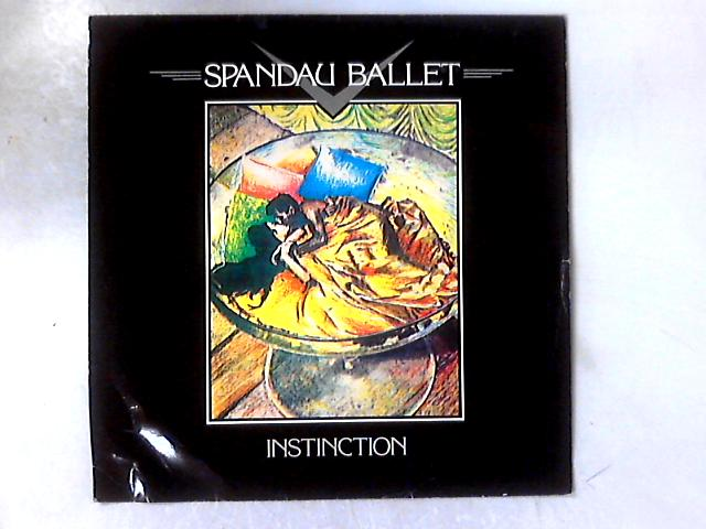 Instinction 12in By Spandau Ballet