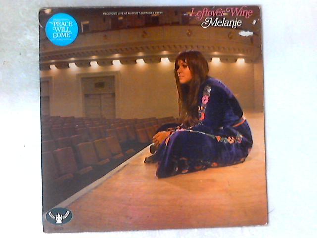 Leftover Wine LP By Melanie (2)