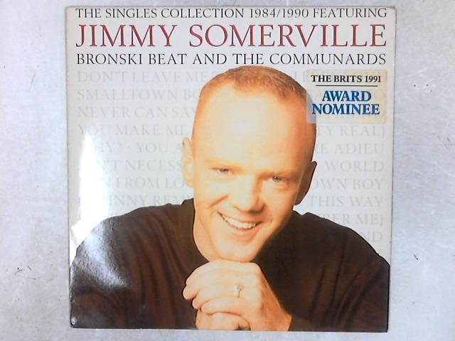 The Singles Collection 1984/1990 LP By Jimmy Somerville