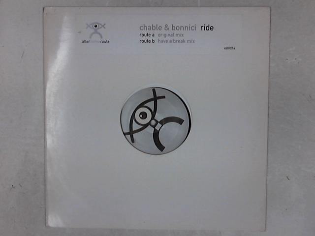 Ride 12in Single By Luke Chable