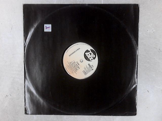 All True Man (Classic Club Mix) 12in Single By Alexander O'Neal