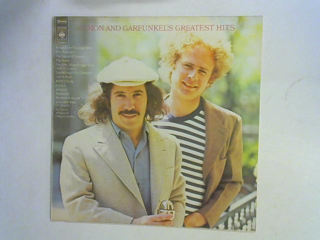 Simon And Garfunkel's Greatest Hits LP By Simon & Garfunkel