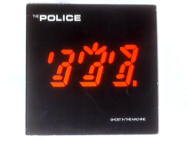 Ghost In The Machine LP By The Police