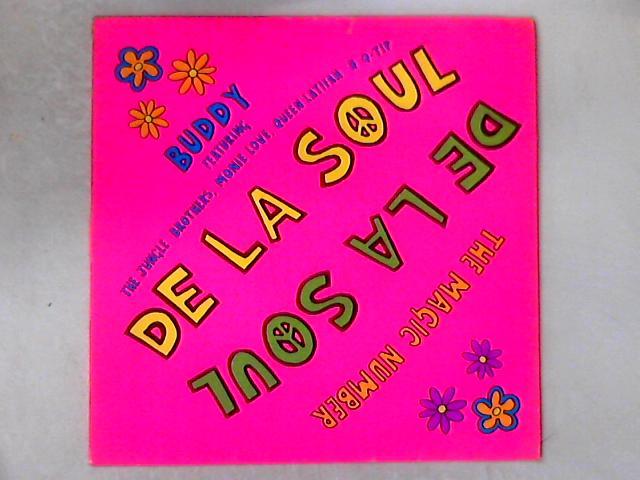 Buddy / The Magic Number 12in By De La Soul