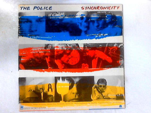 Synchronicity LP By The Police