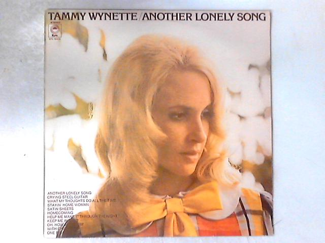 Another Lonely Song LP By Tammy Wynette
