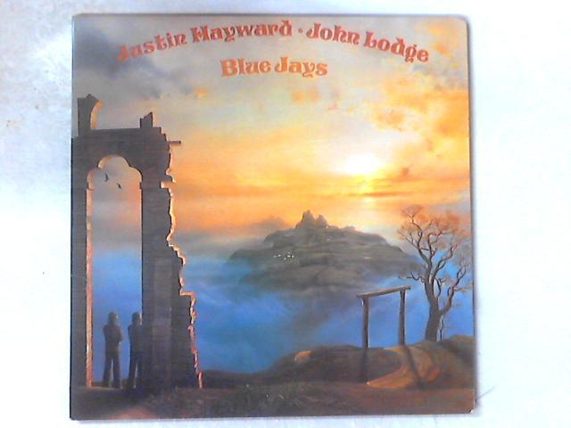 Blue Jays LP GATEFOLD By Justin Hayward