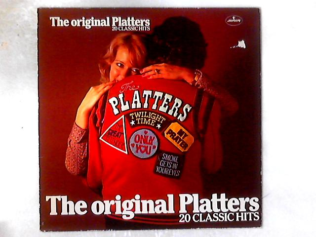 20 Classic Hits LP COMP By The Platters