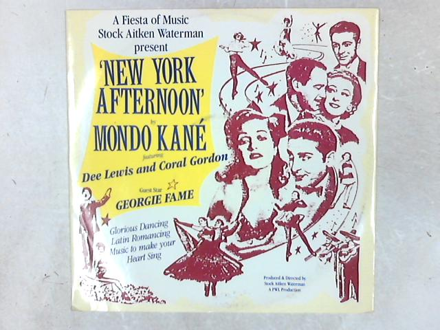 New York Afternoon 12in Single By Mondo Kané