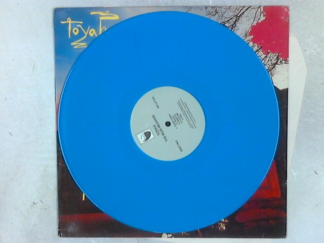 The Blue Meaning Blue Vinyl LP By Toyah
