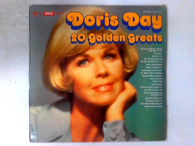 20 Golden Greats LP COMP By Doris Day