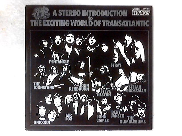 A Stereo Introduction To The Exciting World Of Transatlantic LP COMP By Various