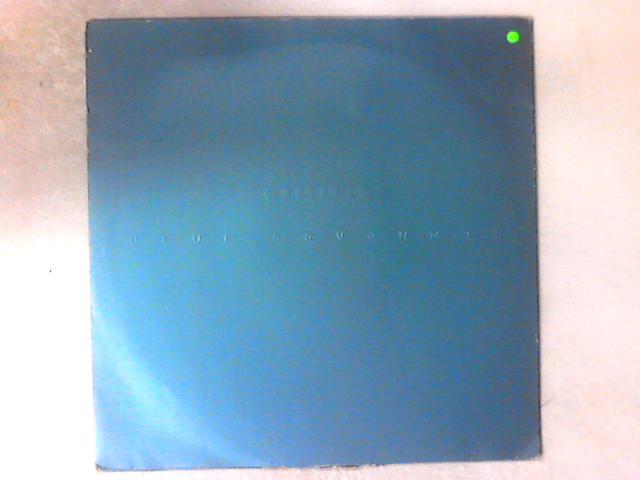 Blue Savannah 12in By Erasure