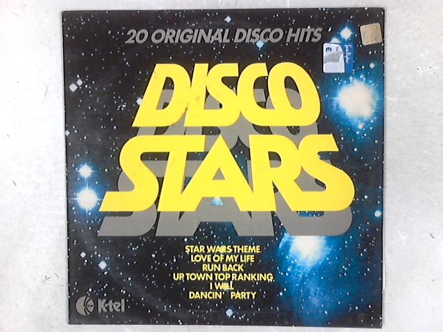 Disco Stars (20 Original Disco Hits) COMP LP By Various
