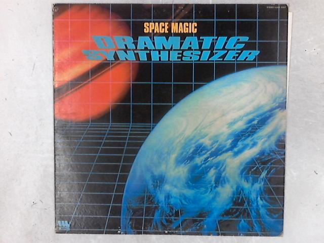 Dramatic Synthesizer - Space Magic LP By Unknown Artist