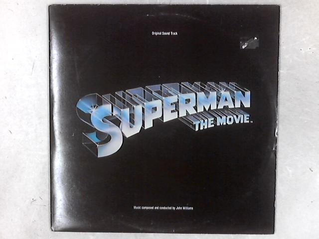 Superman The Movie OST 2XLP By John Williams