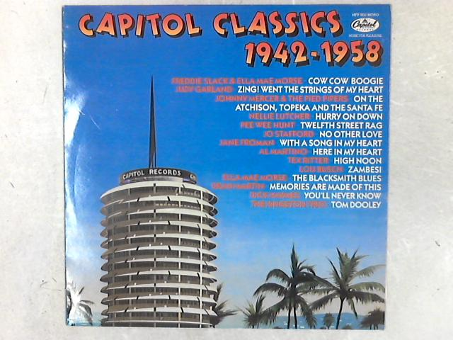Capitol Classics 1942-1958 COMP LP By Various