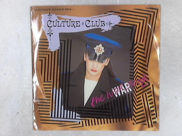 The War Song (Ultimate Dance Mix) 12in Single By Culture Club