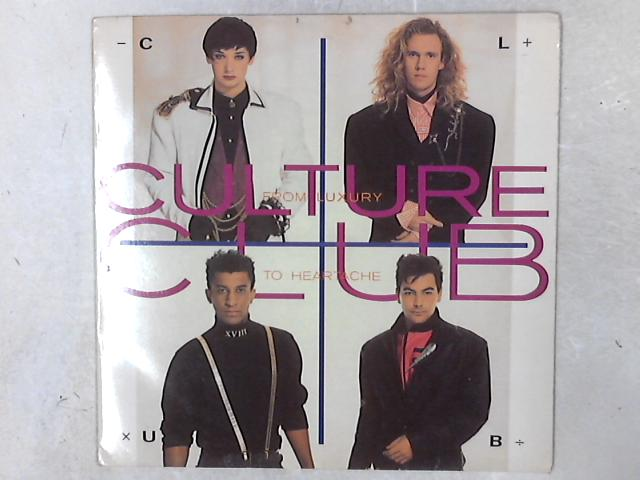 From Luxury To Heartache LP By Culture Club