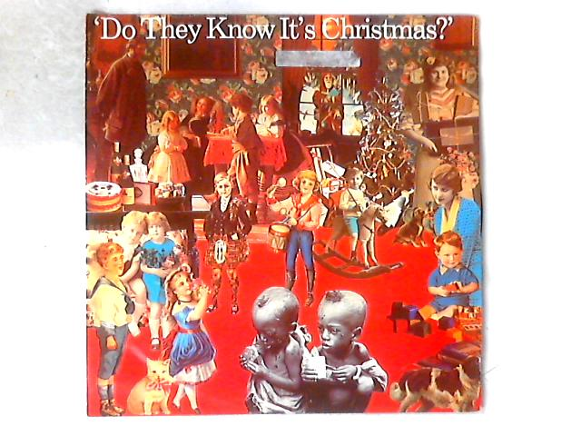 Do They Know It's Christmas? 12in By Band Aid