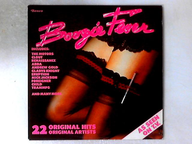 Boogie Fever LP By Various