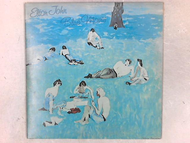 Blue Moves 2xLP By Elton John