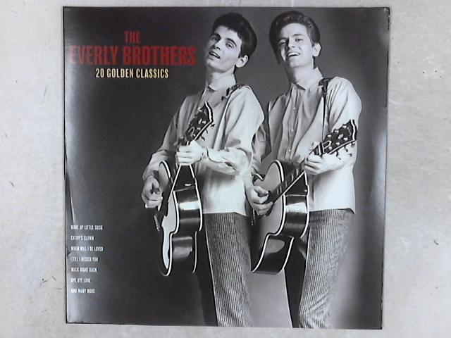 20 Golden Classics LP By Everly Brothers