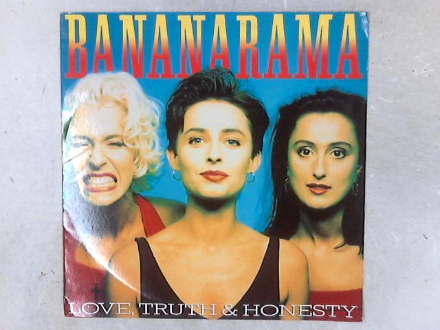 Love, Truth & Honesty 12in Single By Bananarama