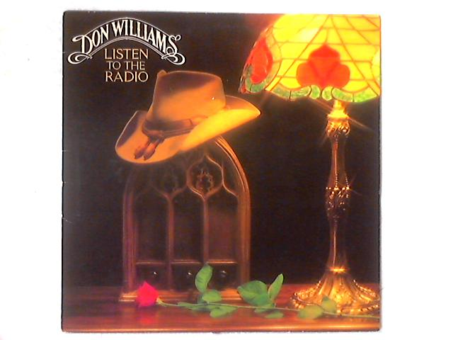 Listen To The Radio LP By Don Williams (2)