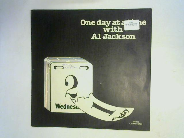 One Day At A Time With Al Jackson LP By Al Jackson
