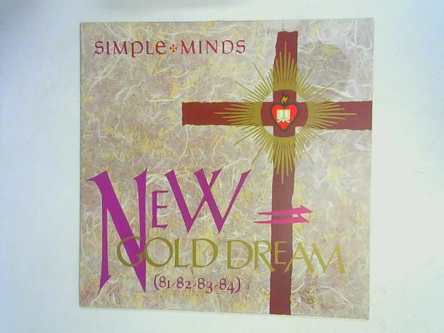 New Gold Dream LP By Simple Minds