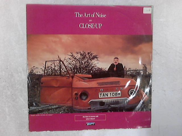 Close-Up 12in Single By The Art Of Noise
