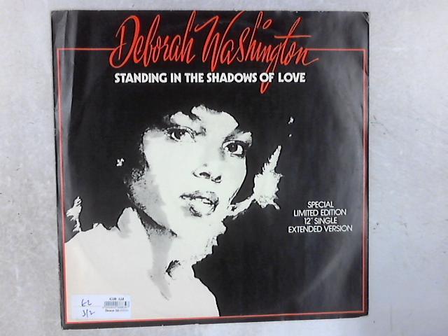 Standing In The Shadows Of Love 12in Single By Deborah Washington