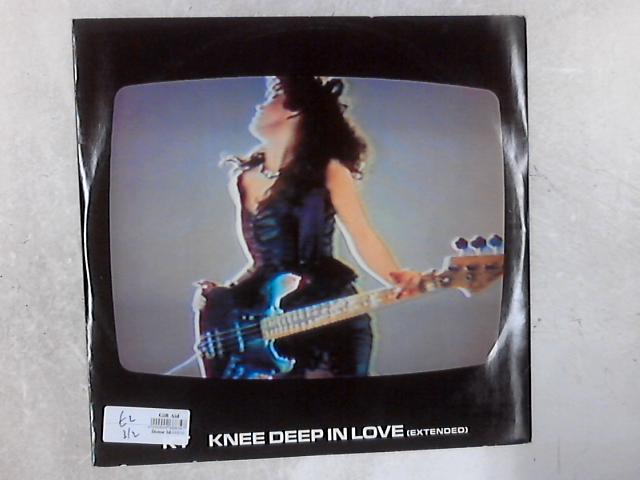 Knee Deep In Love 12in Single By K.T.